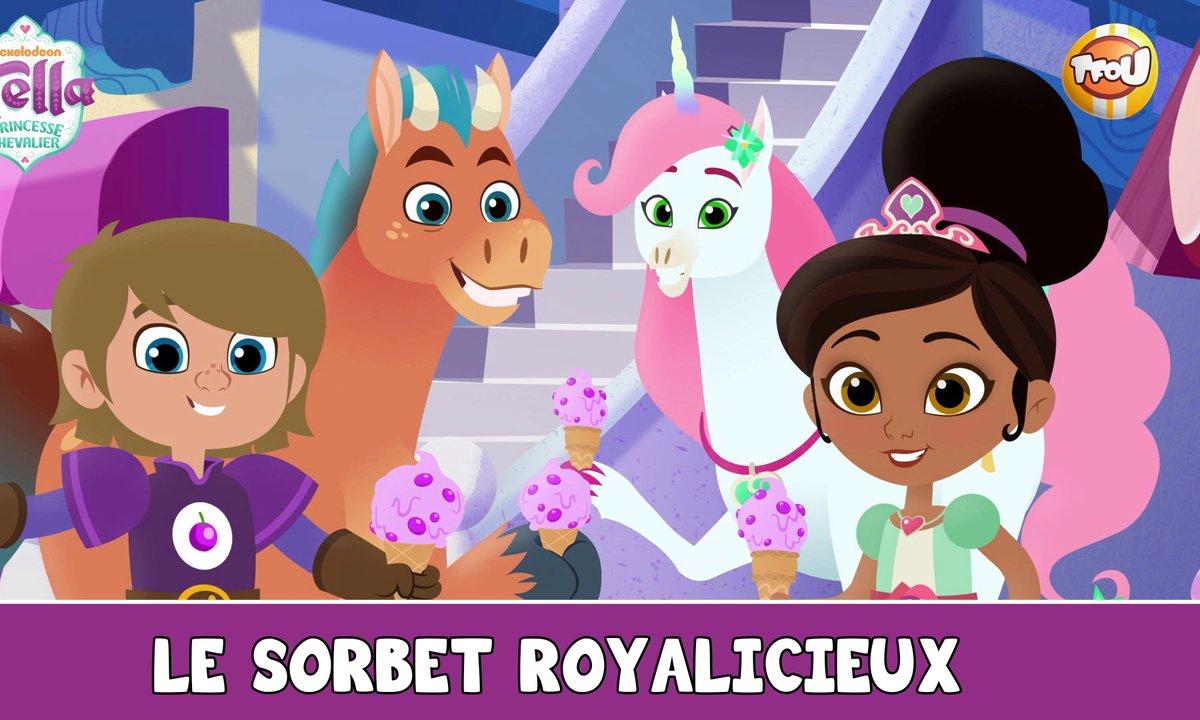 Nella - Extrait - Le sorbet royalicieux