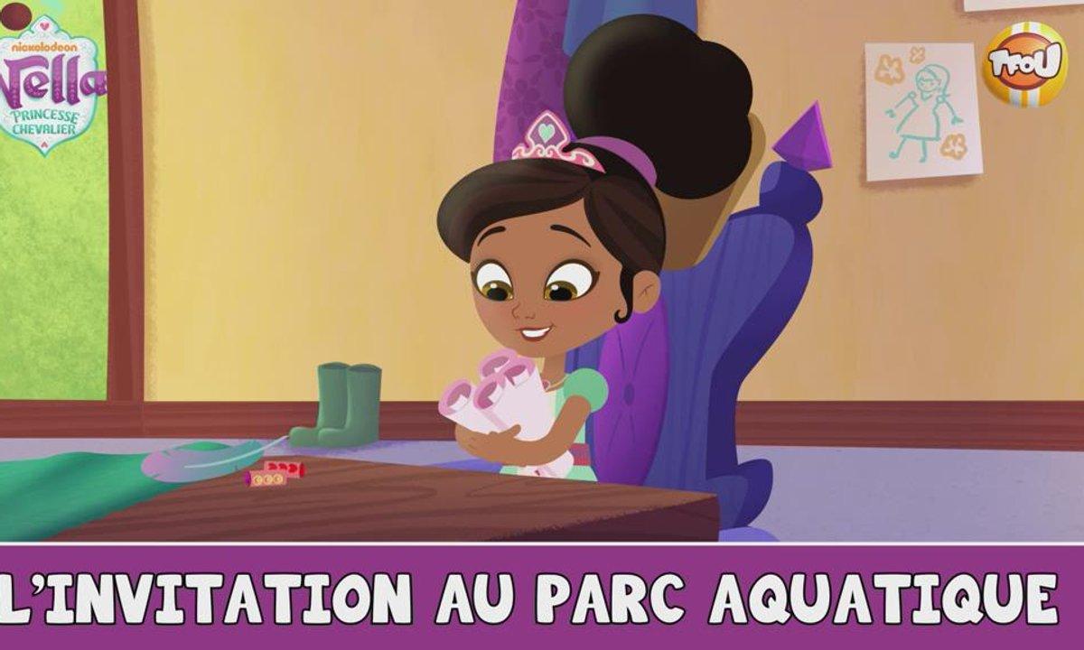 Nella princesse chevalier - Une après-midi au bord de l'eau - Extrait