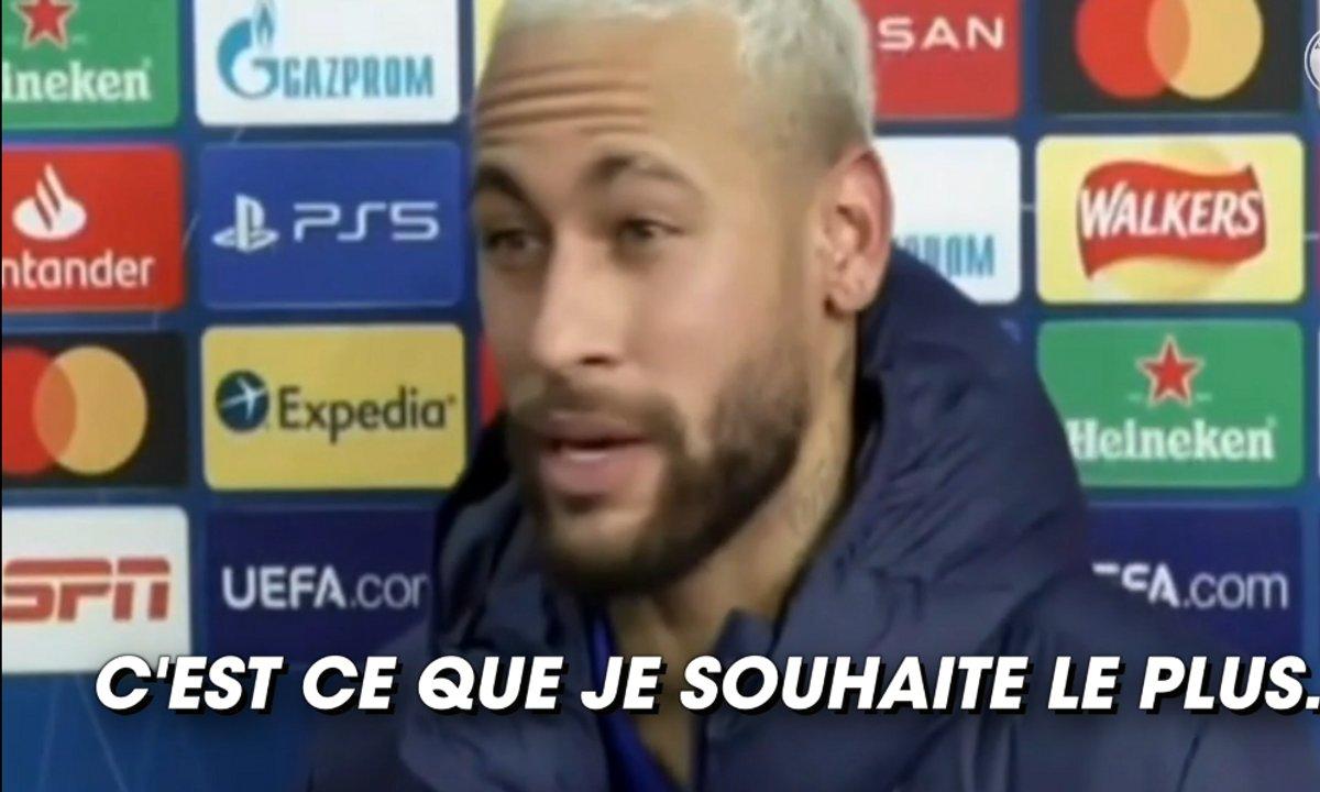 VIDEO - Neymar veut rejouer avec Messi