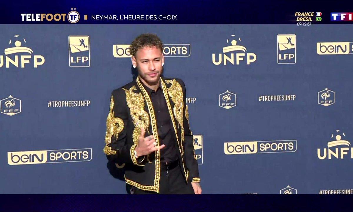 Neymar, l'heure des choix