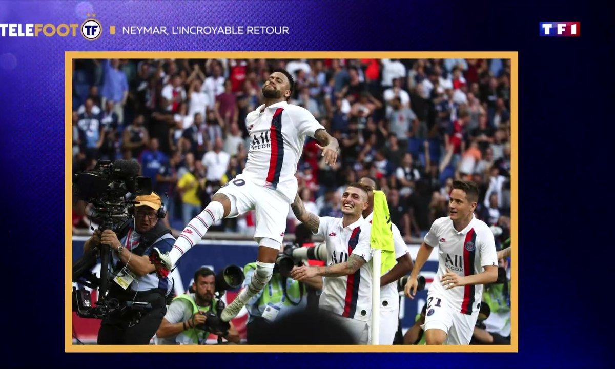 PSG : Neymar, l'incroyable retour !