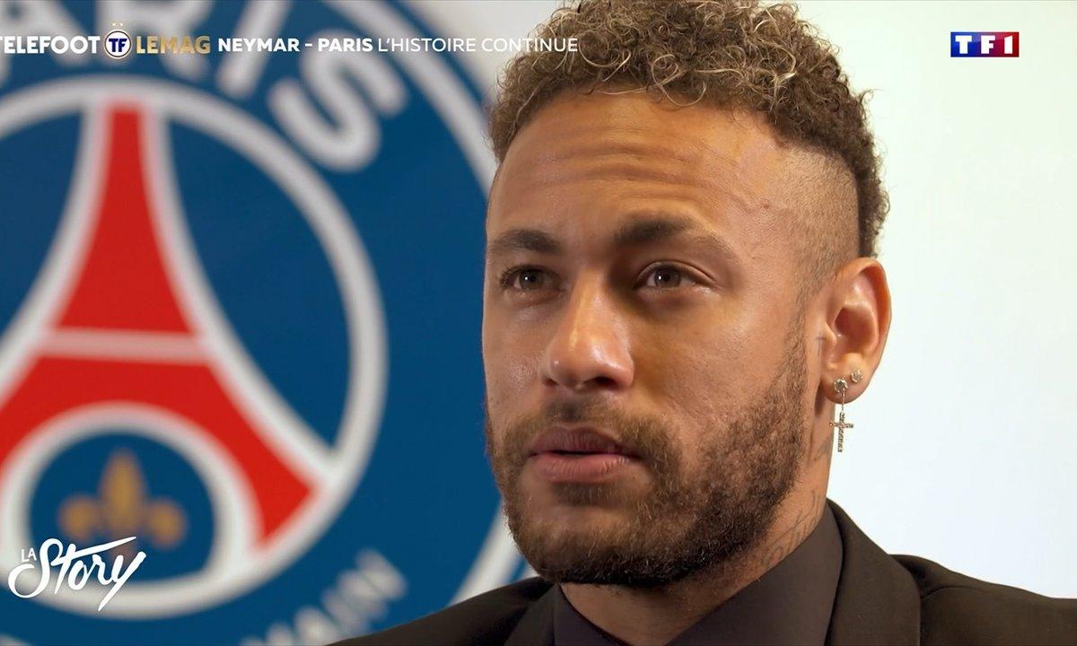 Neymar - Paris, l'histoire continue