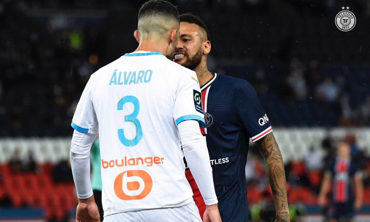 """VIDEO - Neymar à Alvaro : """"Je ne te respecte pas"""""""