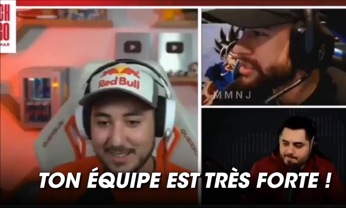 VIDEO - Neymar vs Gotaga !