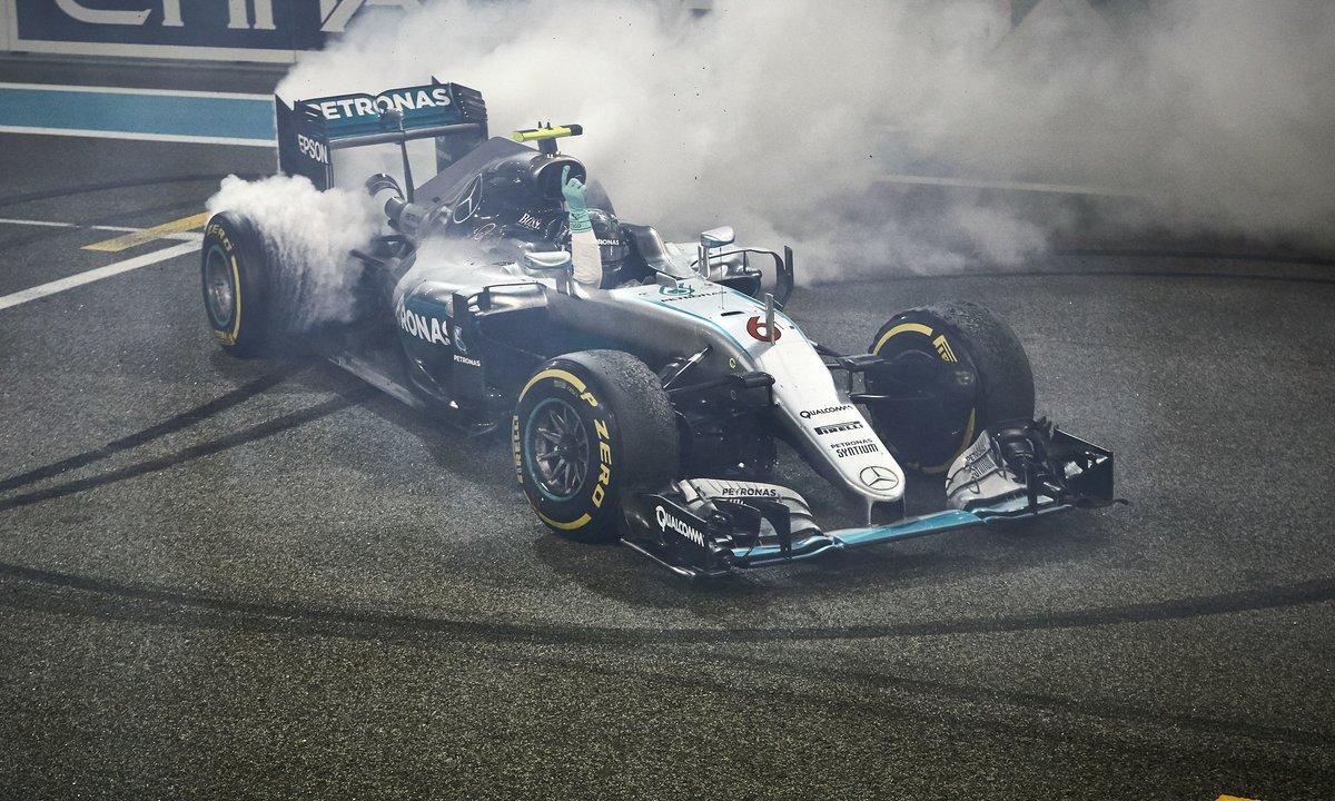 Nico Rosberg : Le champion F1 2016 en 10 statistiques