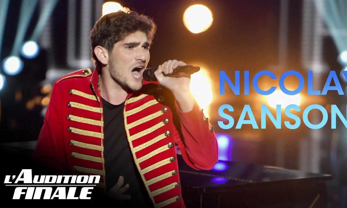 """Nicolay Sanson - """"La bonne étoile"""" (M)"""