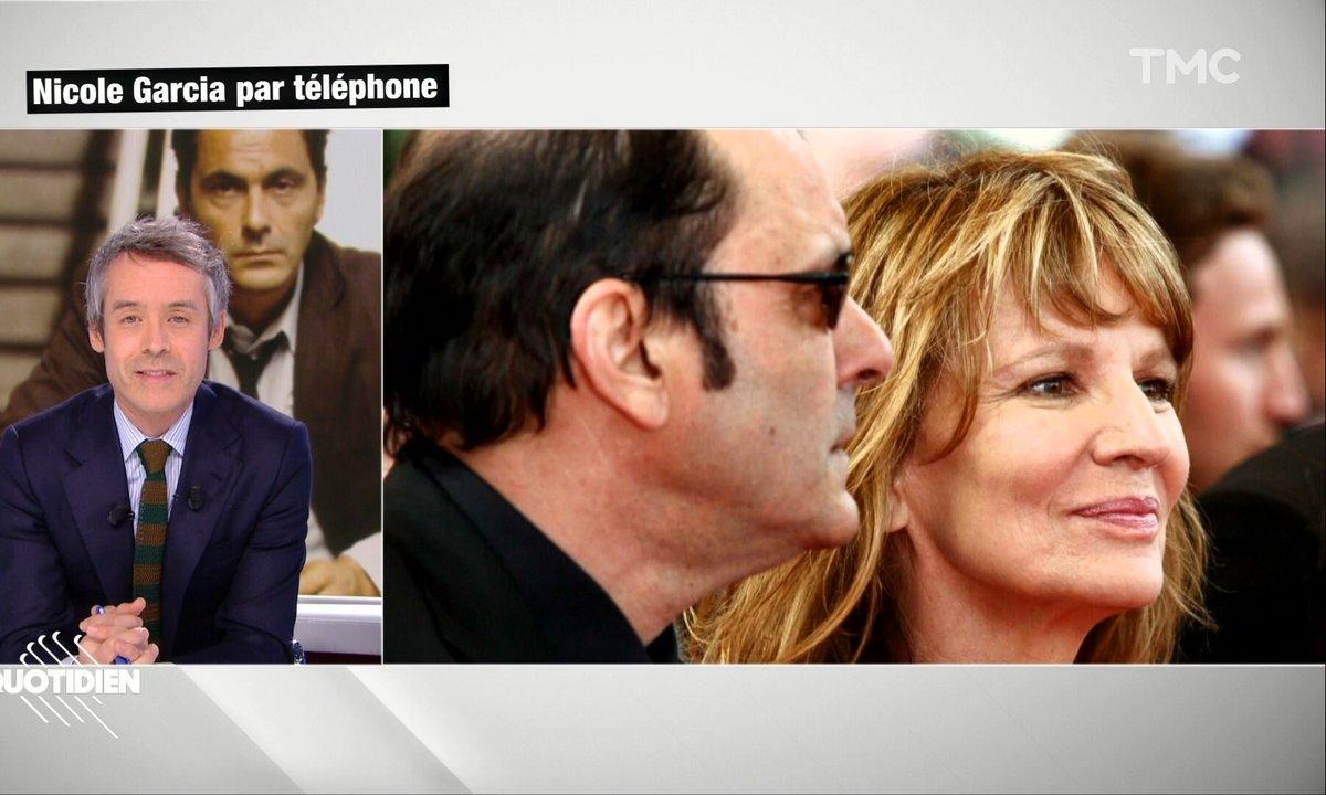 """Nicole Garcia rend hommage à Jean-Pierre Bacri: """"Il était drôle et bouleversant"""""""