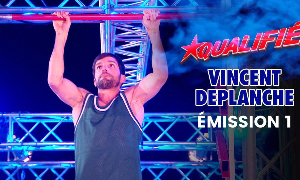 Pas vu à la TV / Demi finale : le parcours Vincent Deplanche  - Ninja Warrior