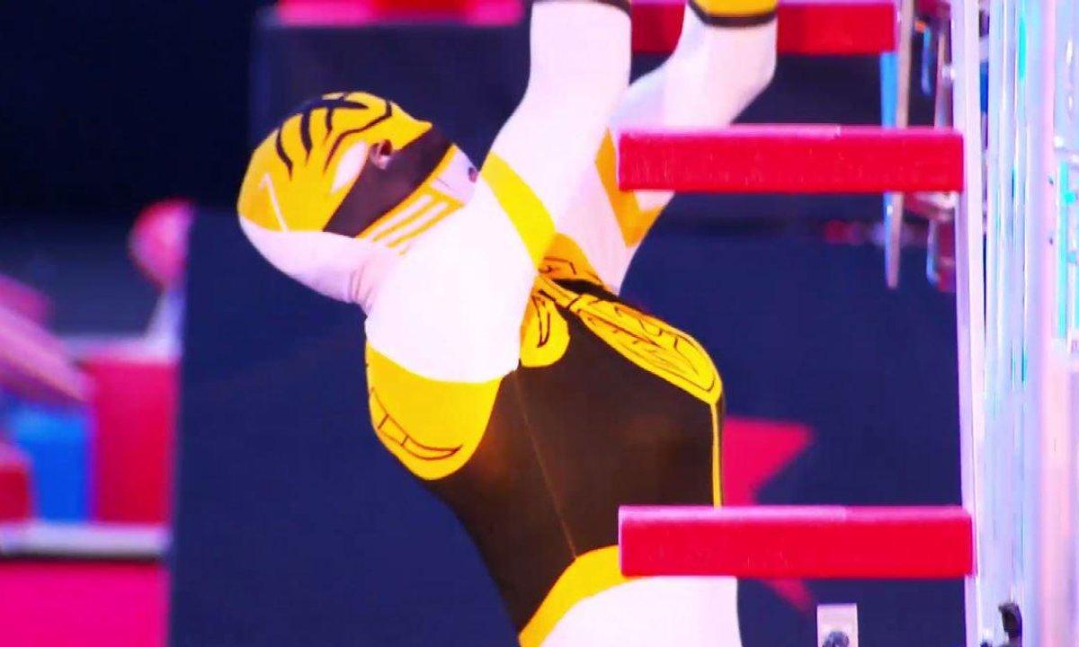 Exclu - Qui se cache derrière ce masque de Ninja Warrior ?