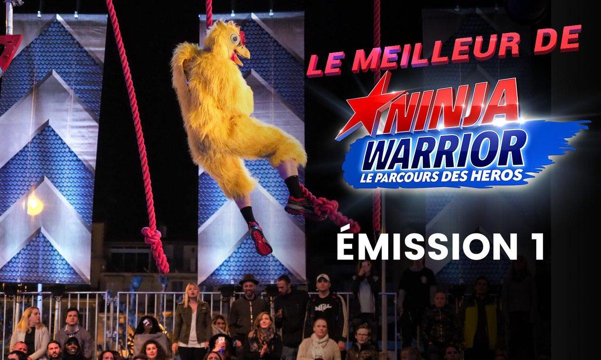 Le meilleur de l'émission 1 - Ninja Warrior