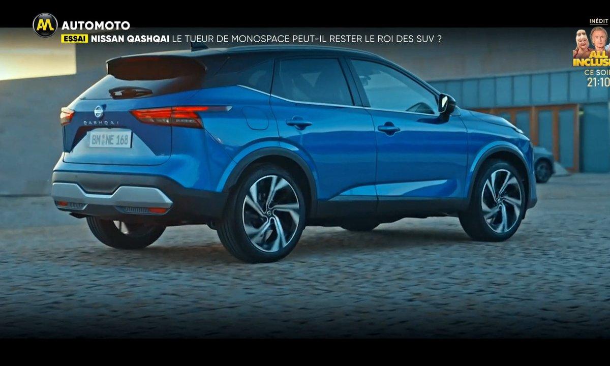 Essai - Nissan Qashqai, le tueur de Monospace peut-il rester le roi des SUV ?