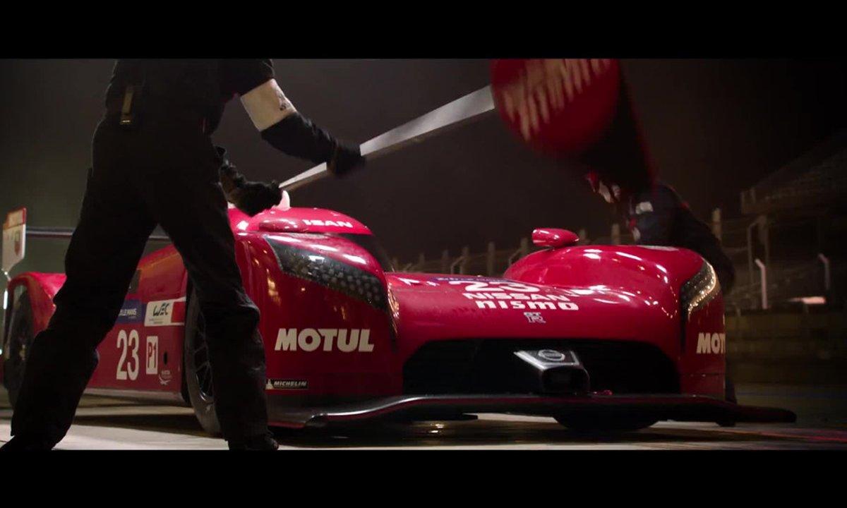 Nissan GT-R LM Nismo LMP1 2015 : présentation officielle