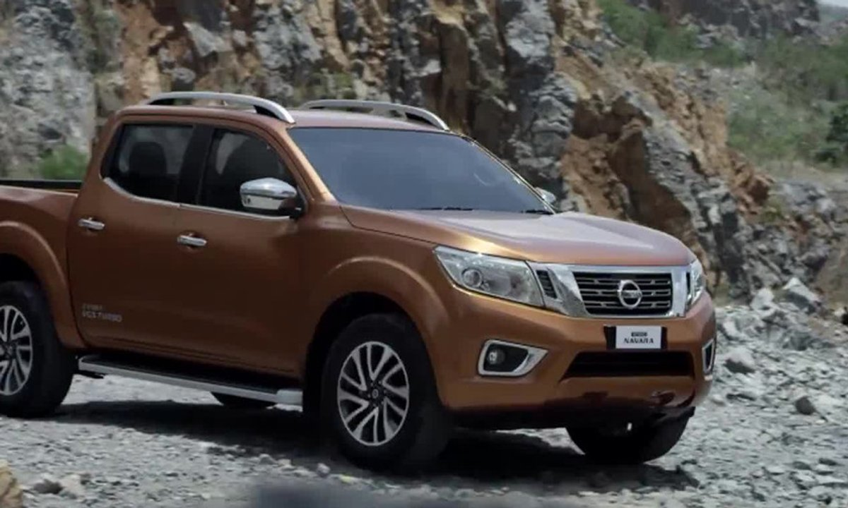 Nissan Navara 2014 : présentation officielle