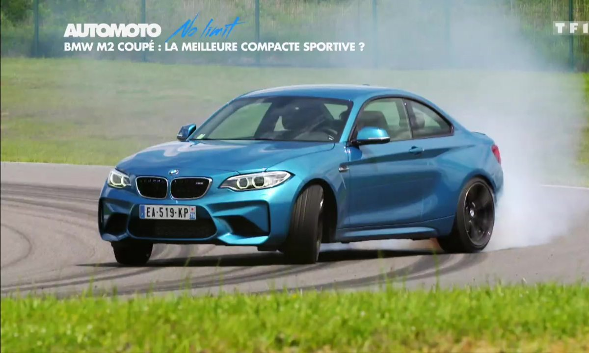 No Limit : BMW M2, le nouveau coupé sport référence ?
