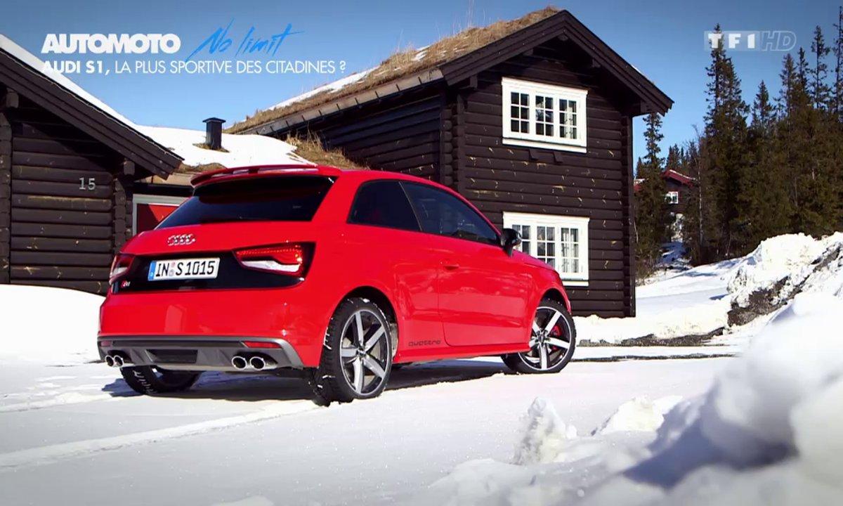 No Limit : Audi S1 2014, la plus sportive des citadines ?