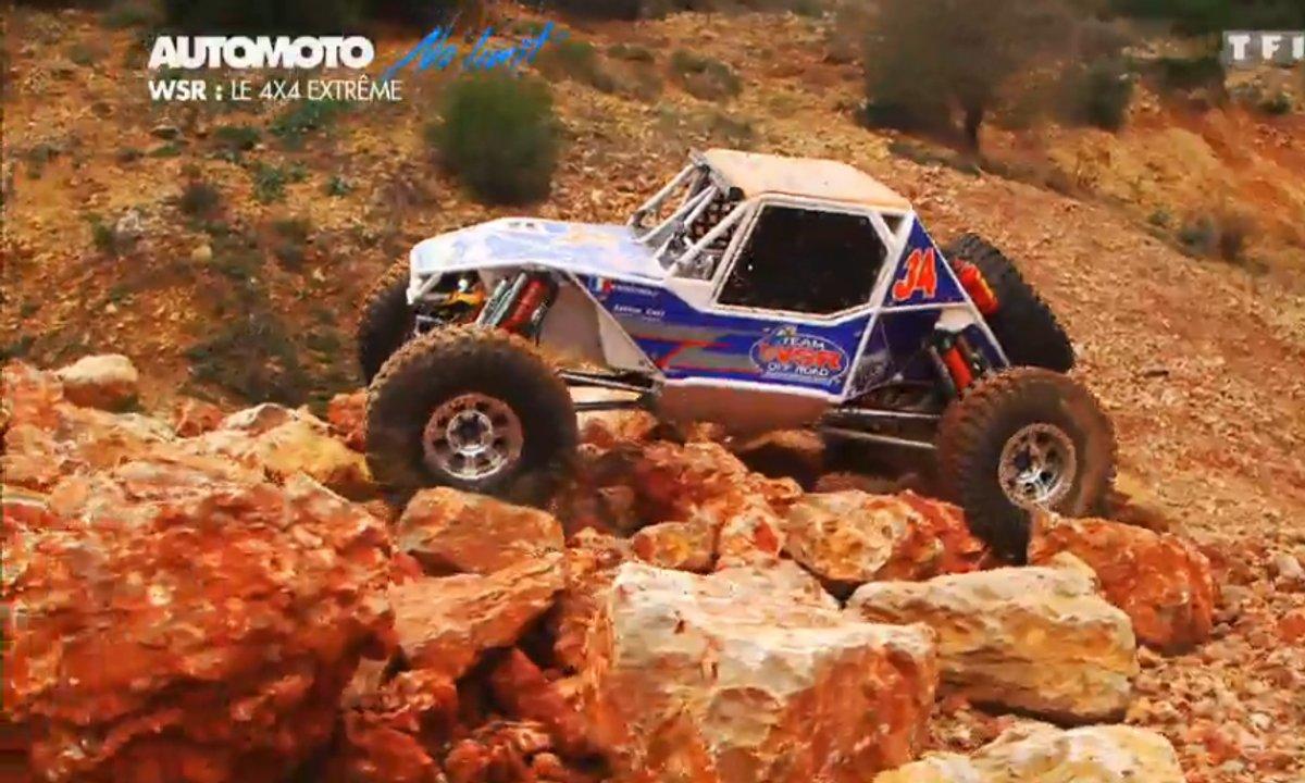 No Limit : Buggy WSR, le 4x4 ultime à moteur V8 !