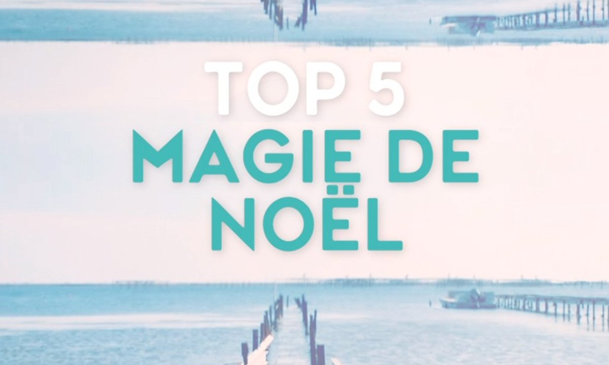 TOP 5 Noël