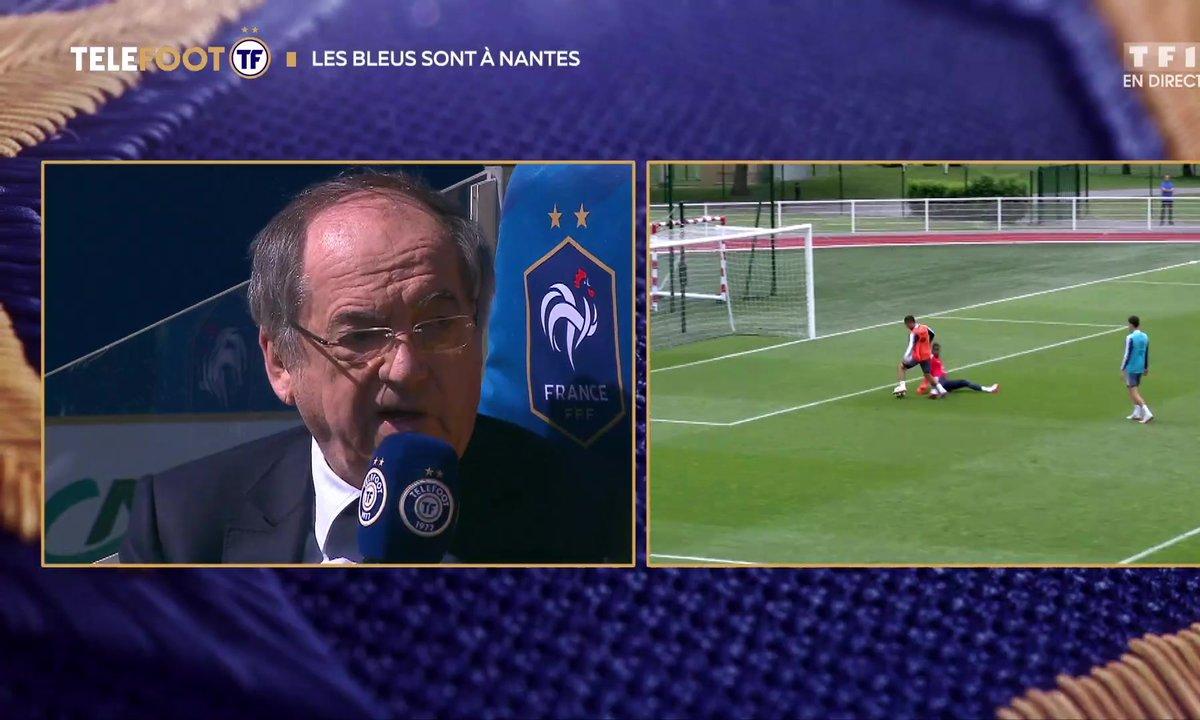 L'Euro, les gardiens des Bleus, l'avenir de Didier Deschamps : L'interview de Noël Le Graët