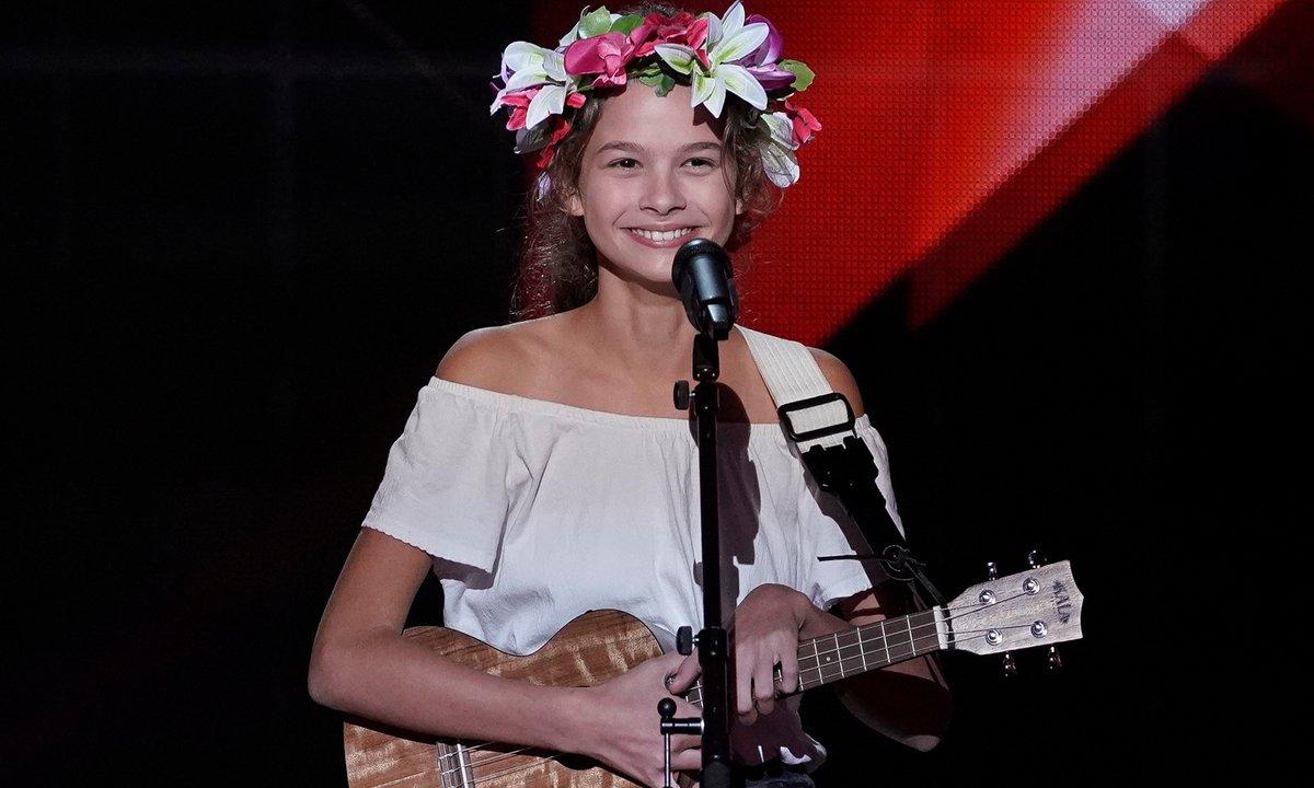 "The Voice Kids 2020 - Noémie chante ""Creep"" de Radiohead"