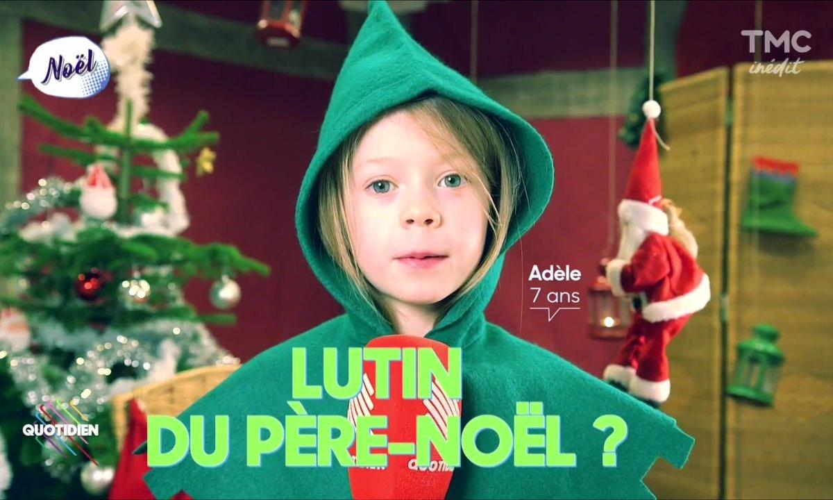 Nora a la réponse : Joyeux Noël !