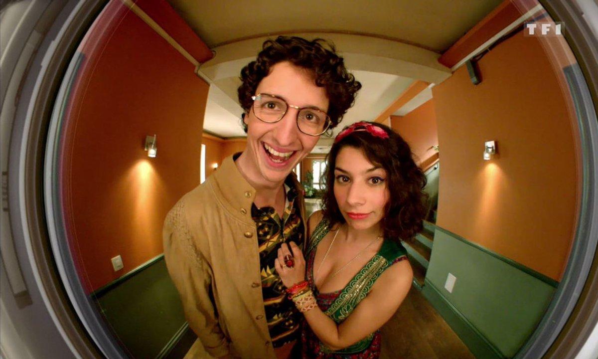 Découvrez Agathe et Maxime Rousseau, le nouveau couple !