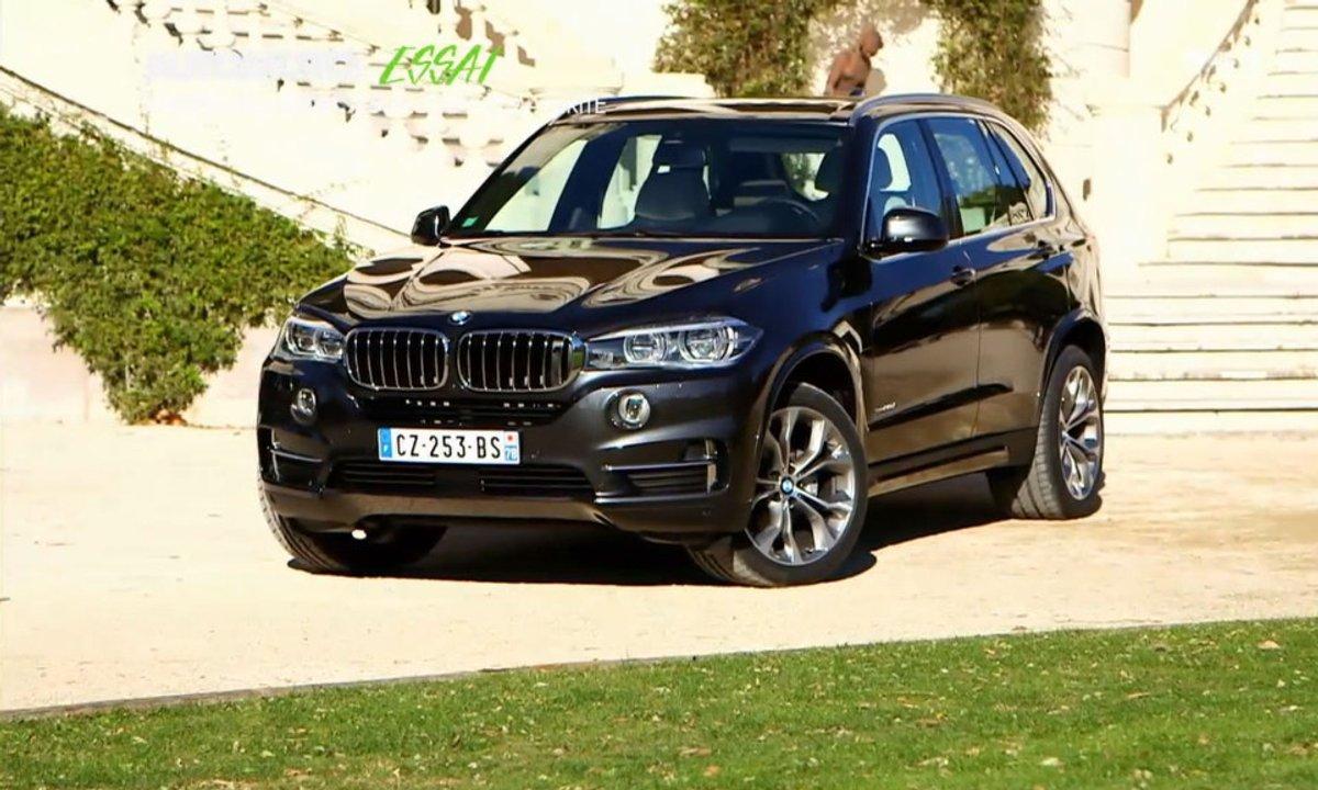 Essai vidéo : le nouveau BMW X5, un SUV à maturité
