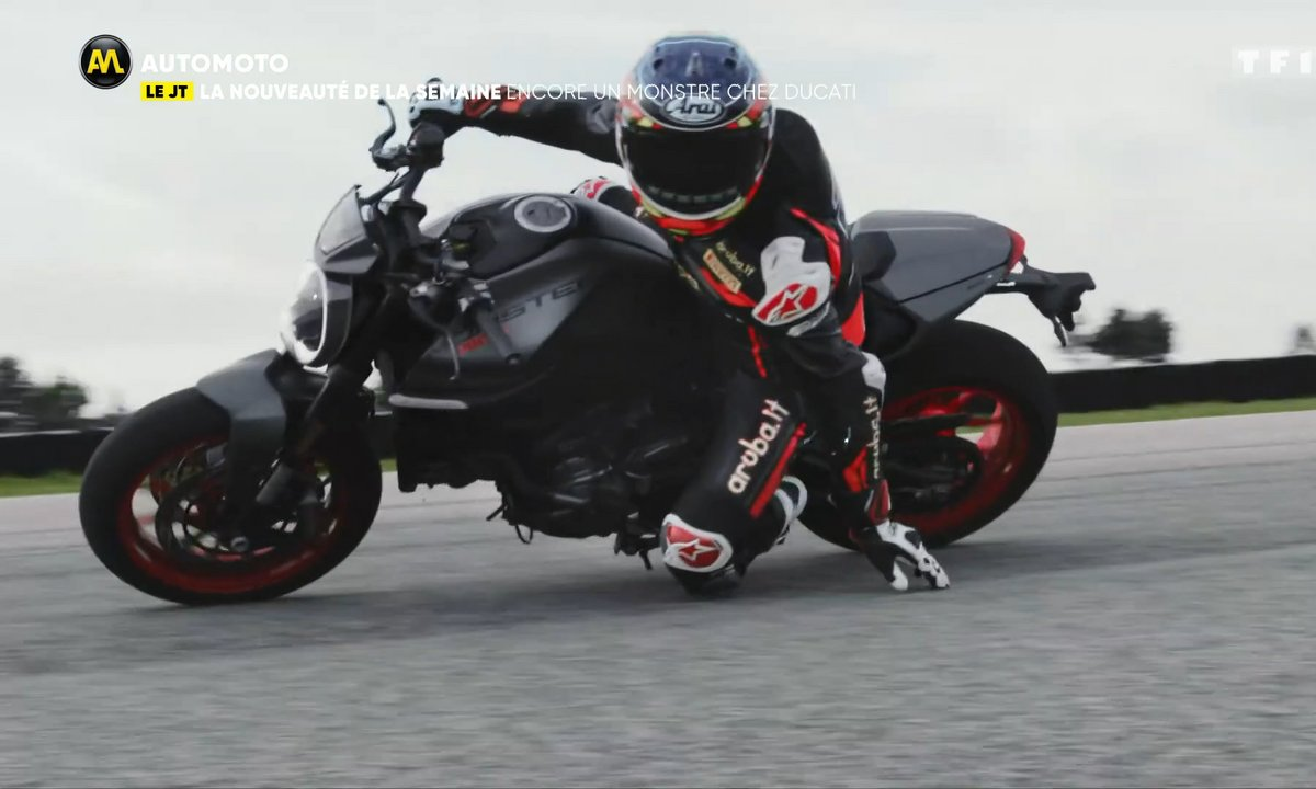 VIDEO - Encore un monstre chez Ducati