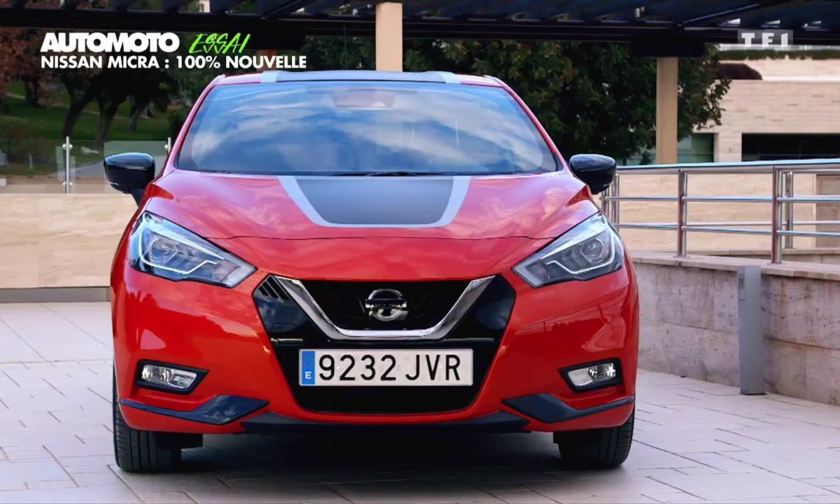 Essai Vidéo : Nissan Micra 2017, une citadine enfin sérieuse ?