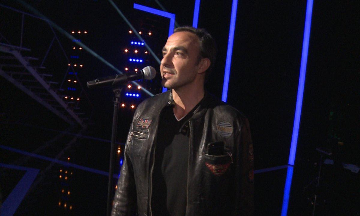 NRJ Music Awards Répétitions : Nikos  est chaud bouillant !
