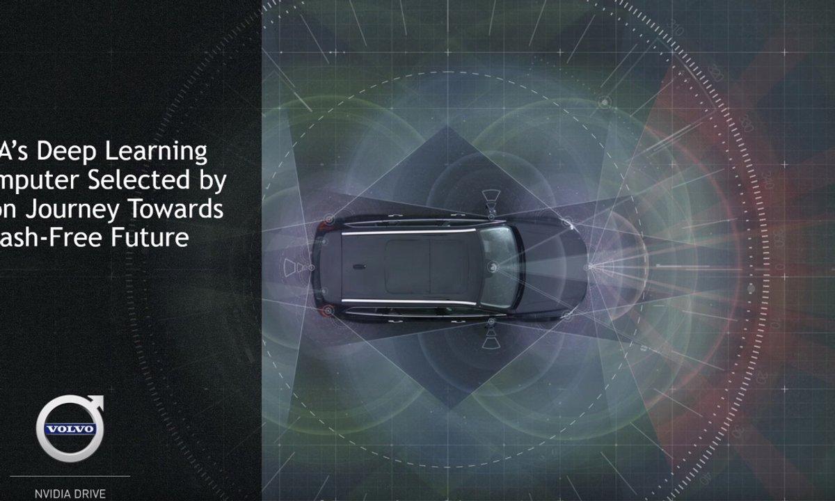 CES 2016: Nvidia s'implante sur le marché des voitures autonomes