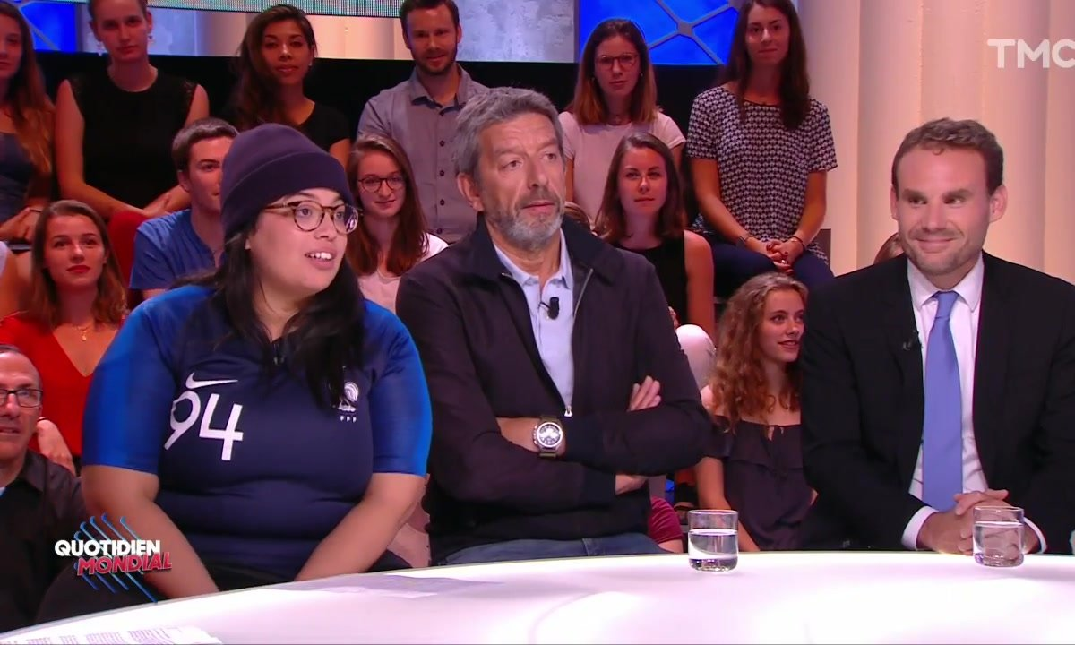 Invités Coupe du monde : Michel Cymès et Cyrille Bret (Partie 1)