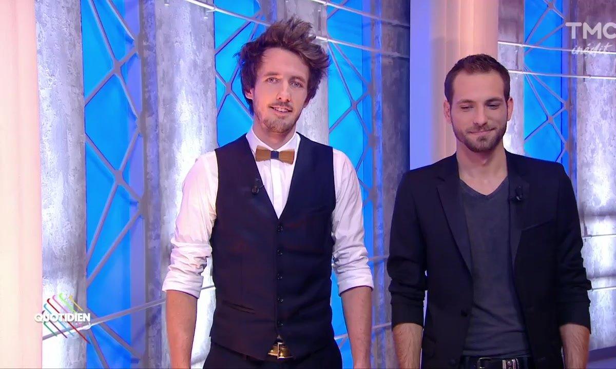 Invités : Enzo et Gus, deux des meilleurs magiciens du monde