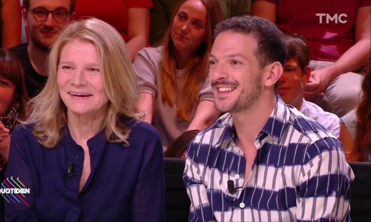 """Invités : Nicole Garcia et Vincent Dedienne pour """"La fête des mères"""""""