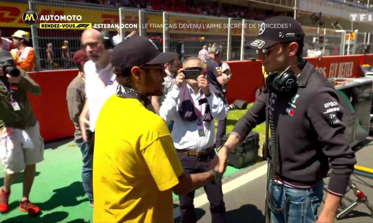 Rendez-vous F1 - Esteban Ocon : Le Français devenu l'arme secrète de Mercedes