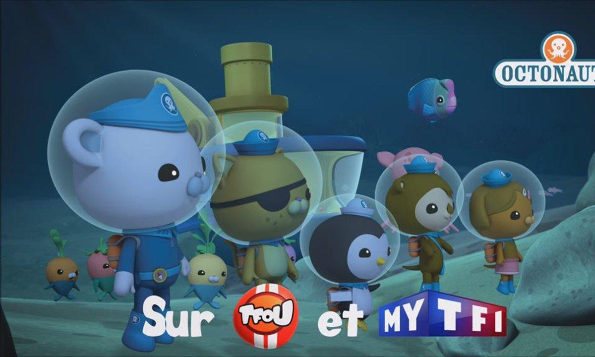 Les Octonauts & les escargots de mer