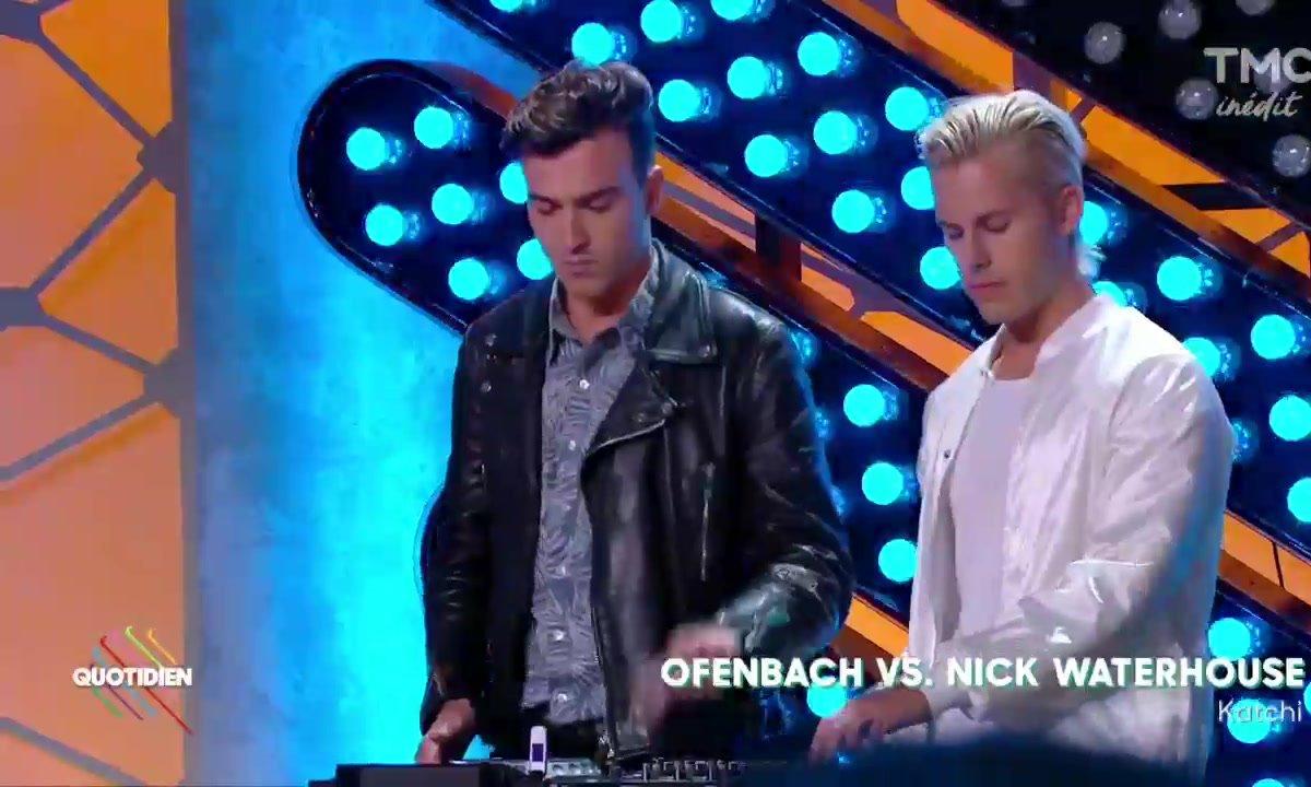 "Ofenbach : ""Katchi"" en live"