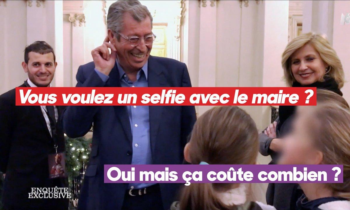 """""""C'est combien un selfie avec Patrick Balkany ?"""", les bons réflexes des habitants de Levallois"""