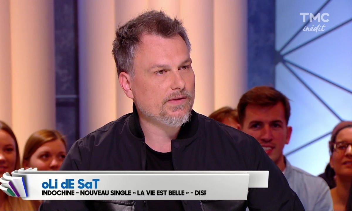 """""""Oli de Sat"""", de grand fan à guitariste d'Indochine"""