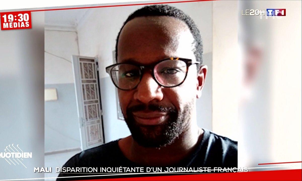 Olivier Dubois, journaliste pris en otage au Mali