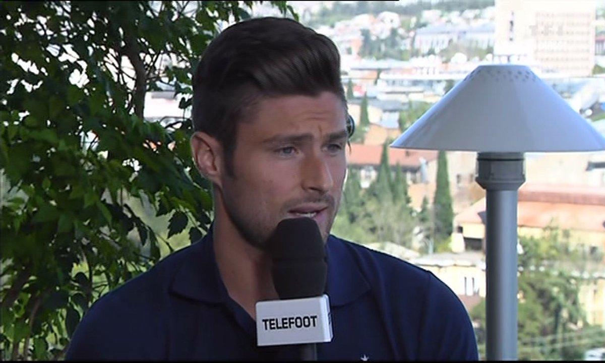 Olivier Giroud : « On a parfois manqué de soutien »