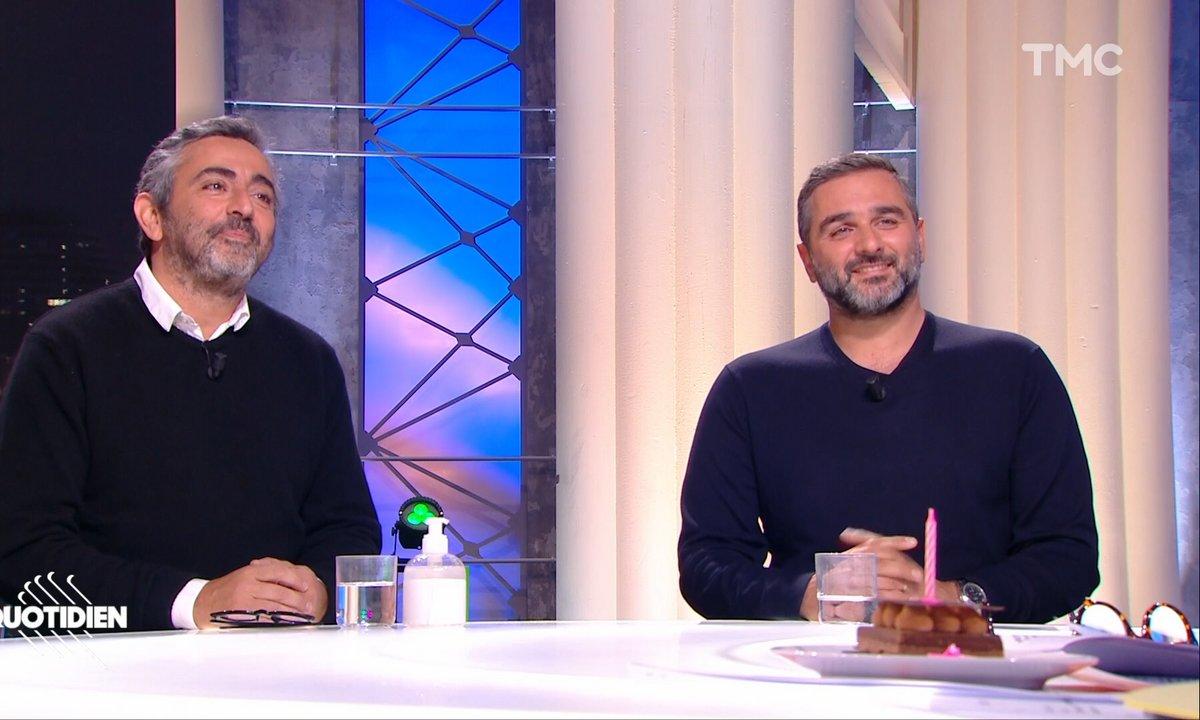 Olivier Nakache et Eric Toledano connaissent PAR COEUR le générique du Morning Glory