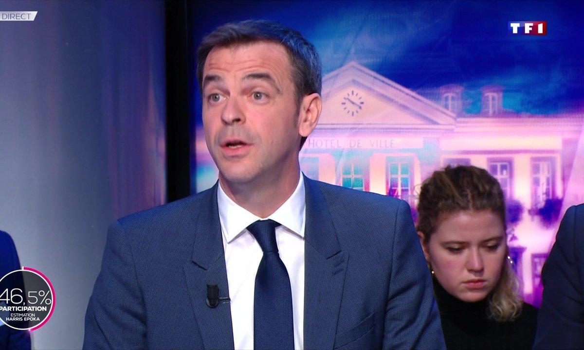 """Olivier Véran : """"Nous allons donner des moyens aux soignants pour combattre la maladie"""""""