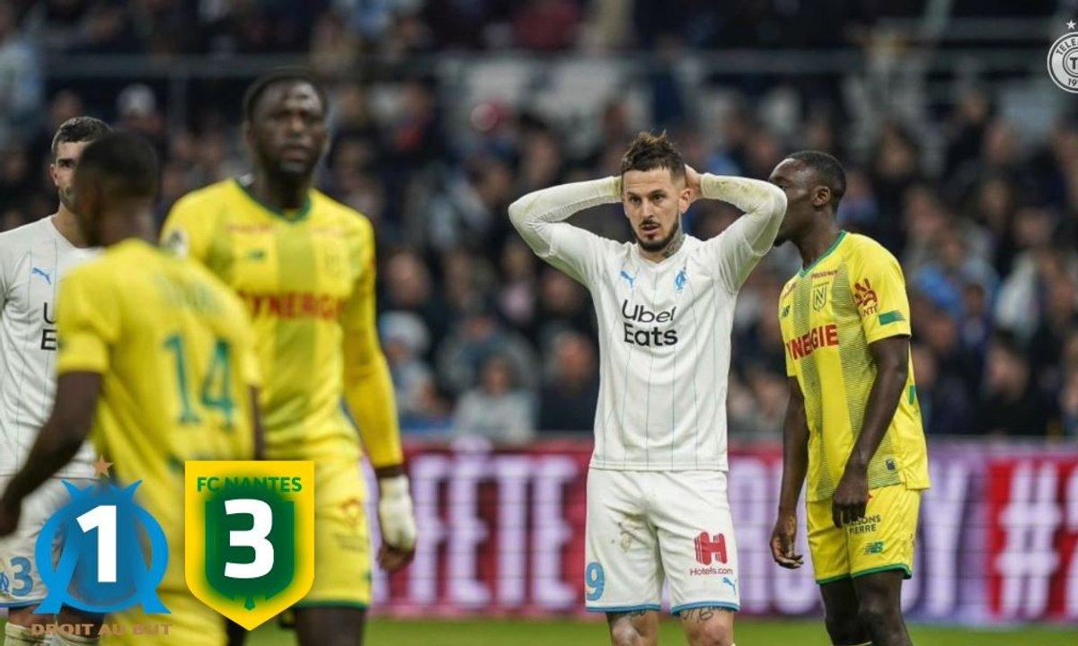 Villas-Boas réagit à la défaite de l'OM contre Nantes