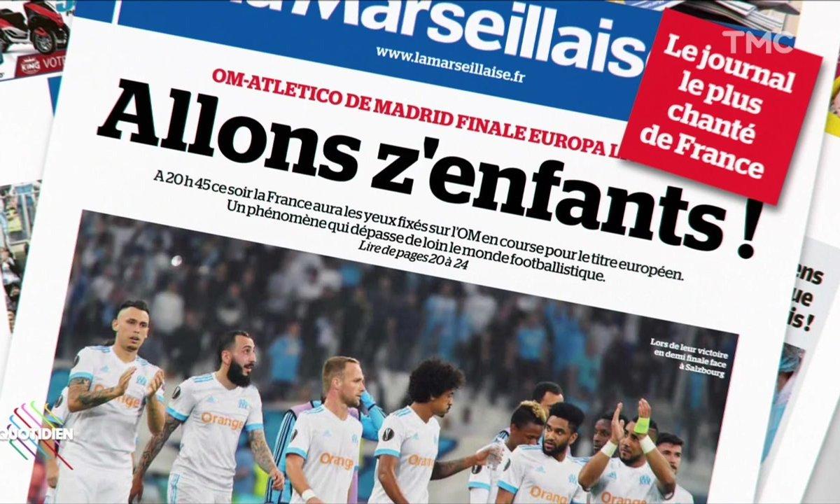 OM/Atletico : hystérie dans la presse locale