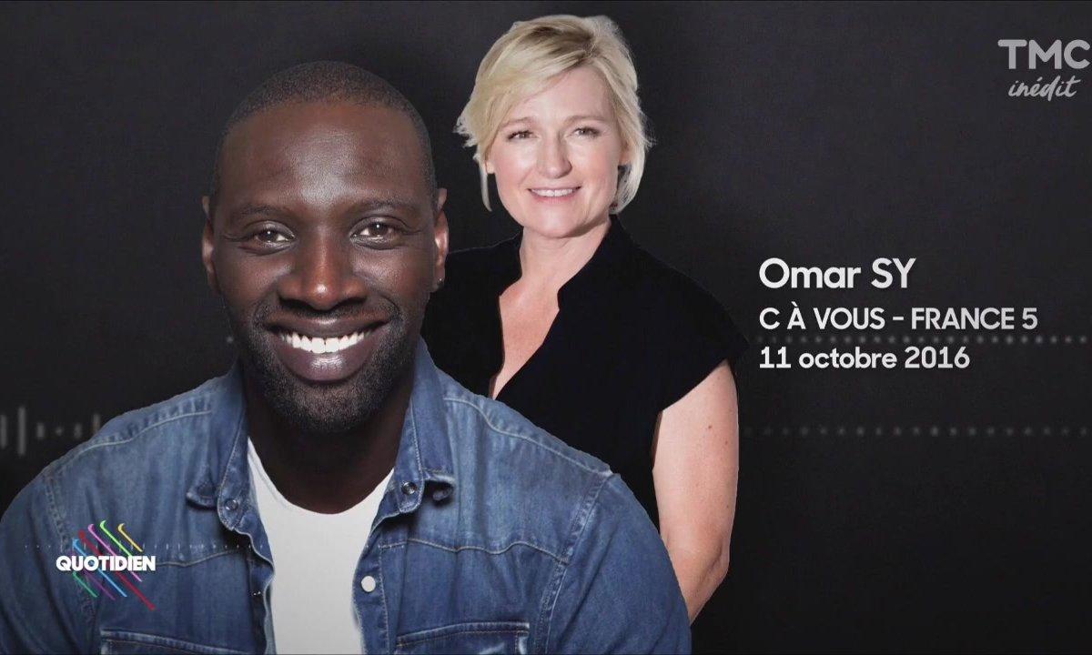 Omar Sy annule sa tournée