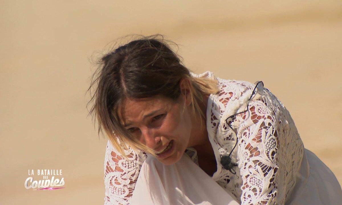 OMG - Cloé fait une CRISE DE NERFS  pendant l'épreuve pilier
