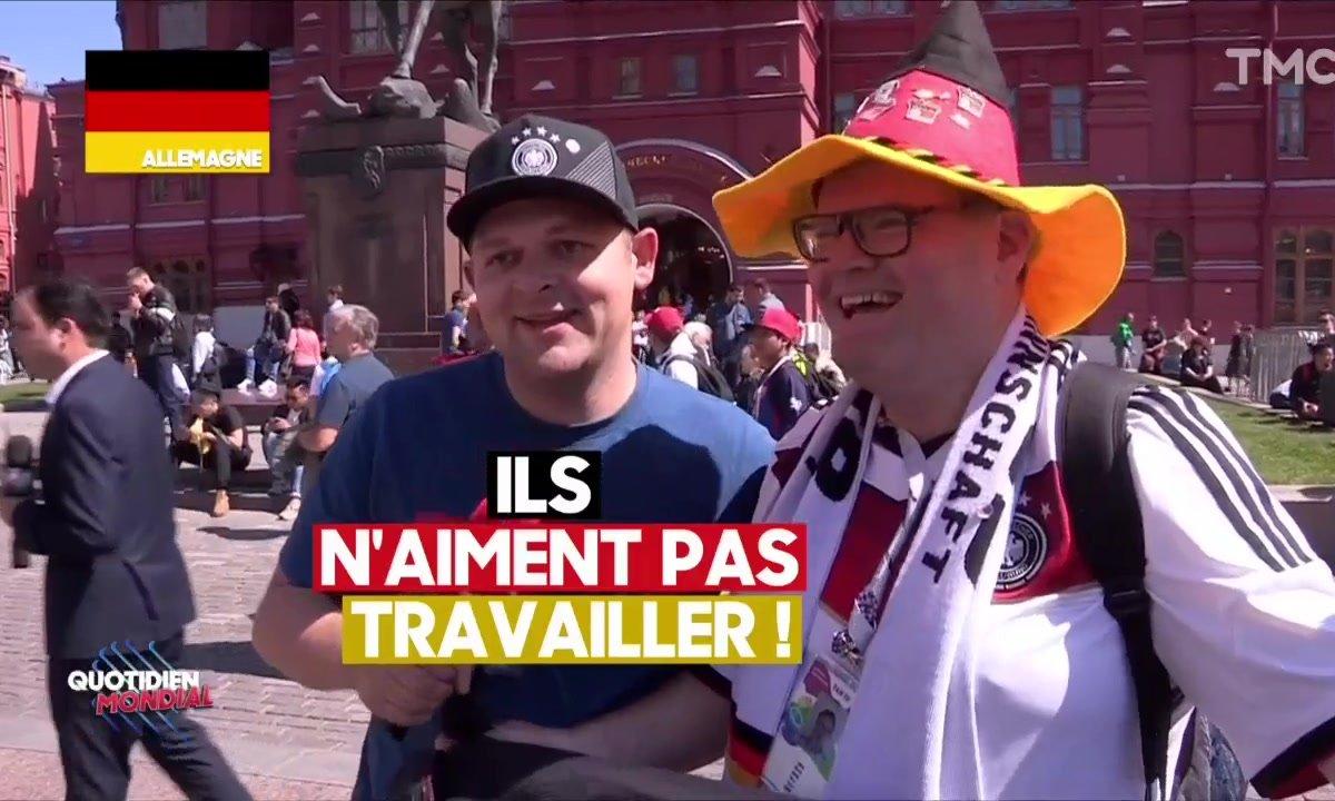 On a demandé aux supporters ce qu'ils pensent VRAIMENT des Français