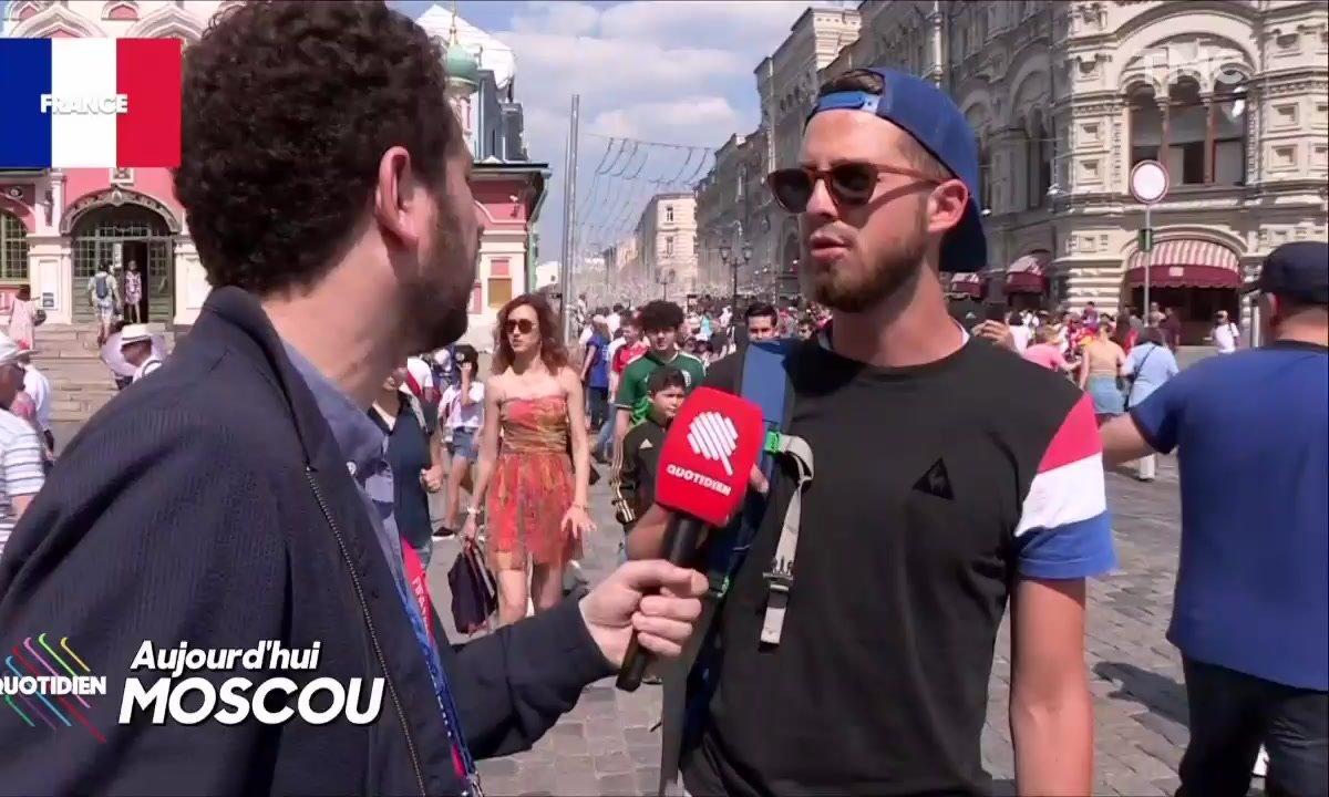 On a parlé bac philo avec les supporters en Russie