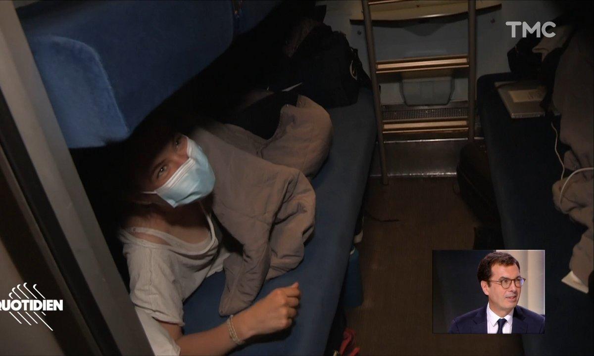 On a testé le train de nuit Paris-Modane