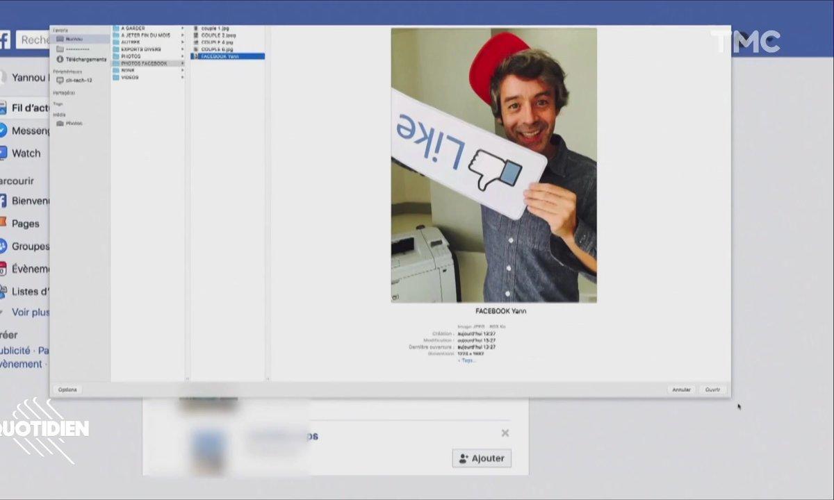 On a testé la réactivité de Facebook pour supprimer un contenu choquant